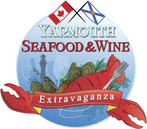 Yarmouth Seafood and Wine Extravaganza Logo